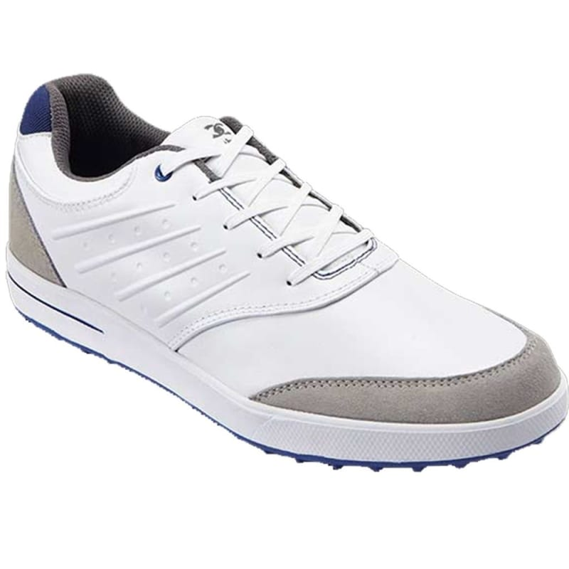 Stuburt Urban Control Spikless Golf Shoes - White / Midnight