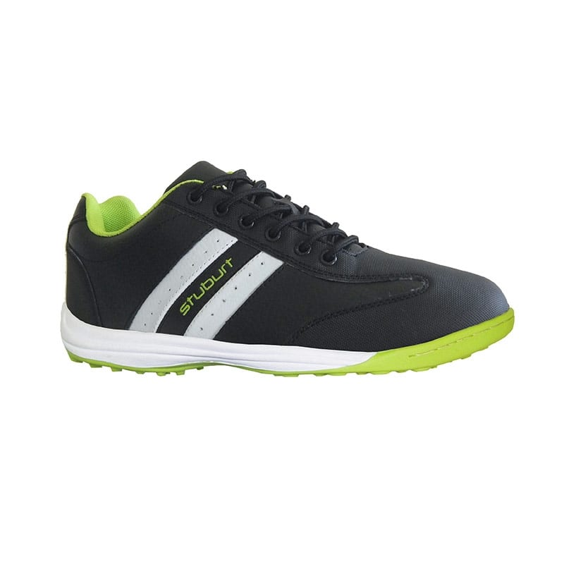 Stuburt Urban 2 Spikless Golf shoes- Black/Lime