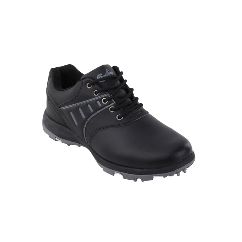 Confidence Golf V3 Leather Golf Shoes Black