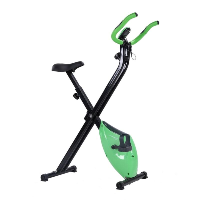 Confidence Fitness Folding Exercise X Bike #1