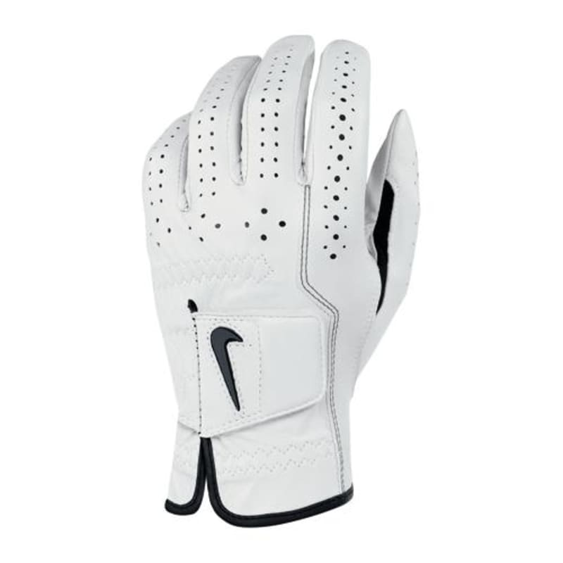 Nike Golf Classic Feel Leather Golf Glove - Medium
