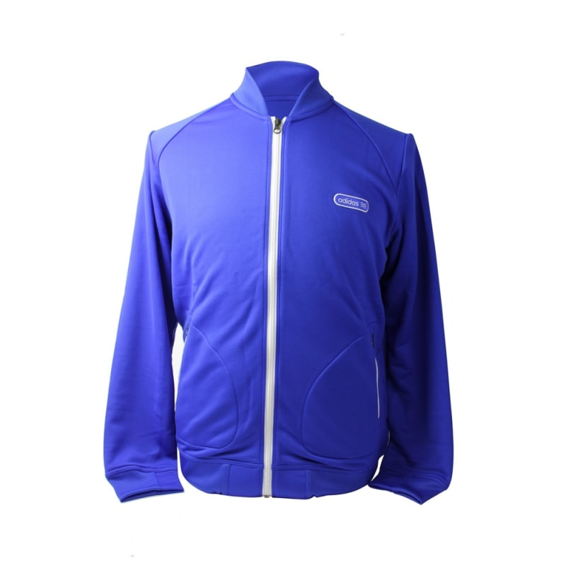 Adidas Mens Full Zip Layering Jacket