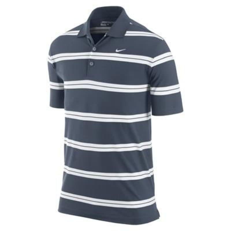 Nike Mens Bold Stripe Polo