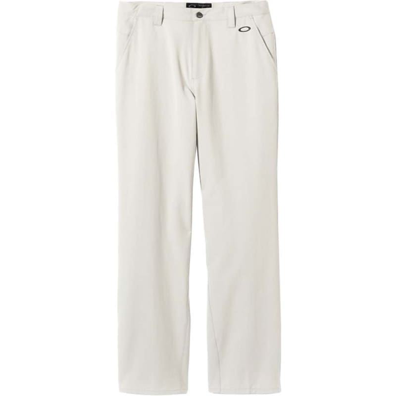 Oakley Take Golf Trousers - Crystal Grey