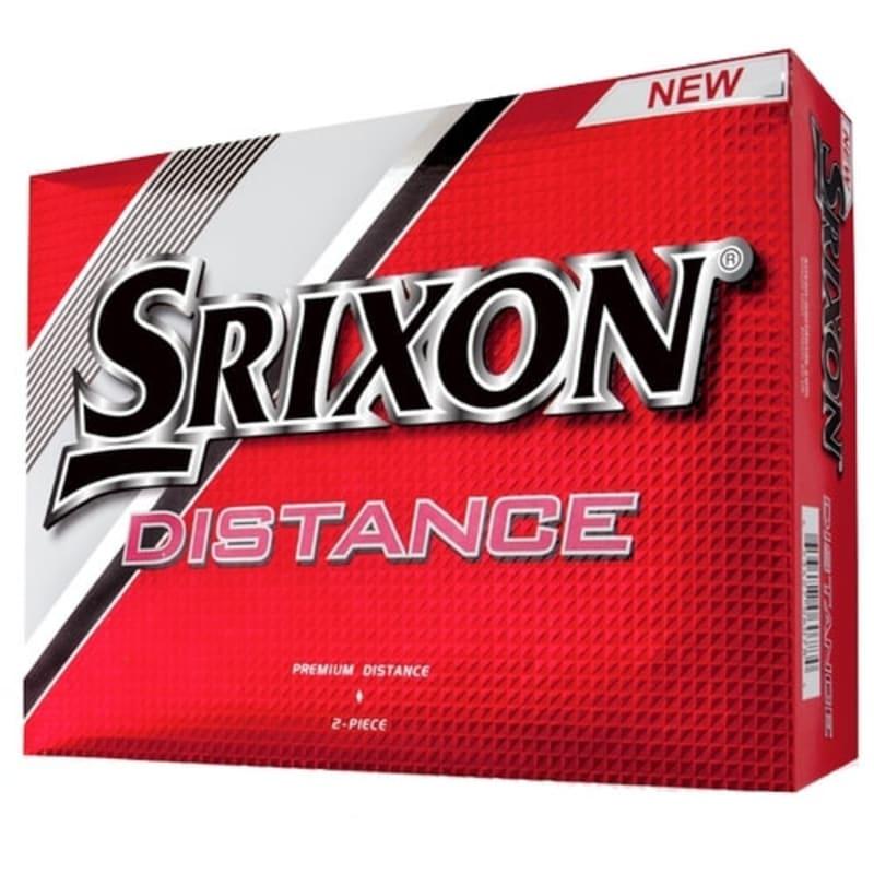 6 x 12 Srixon Distance Mens Golf Balls