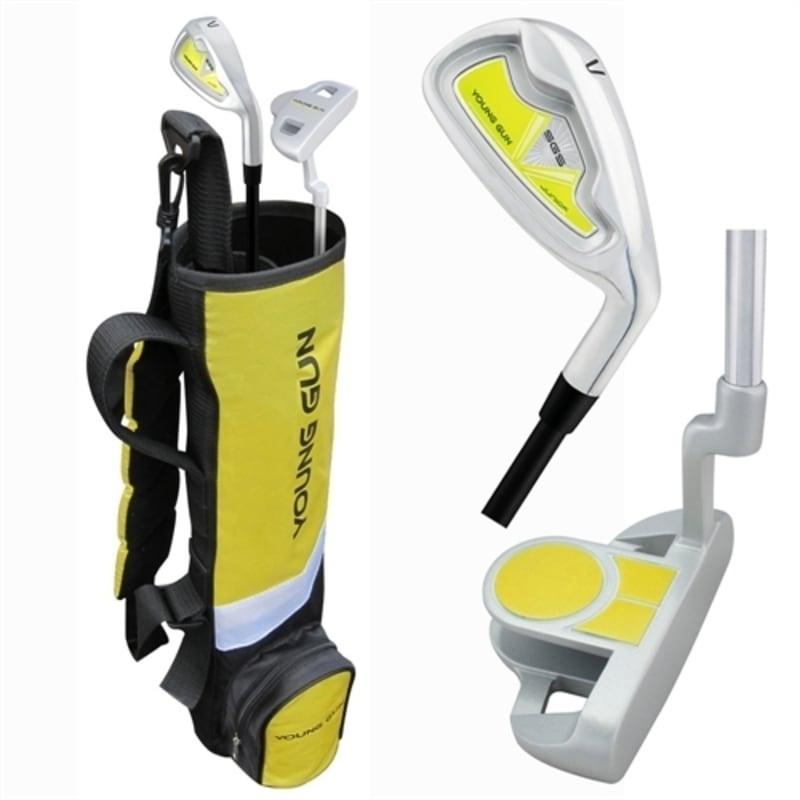 Young Gun SGS Junior Birdie Golf Set - Right Hand #