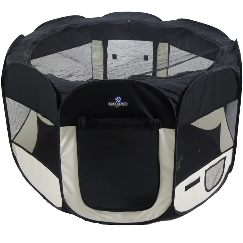 Confidence Pet Soft Fabric Playpen - Large #1
