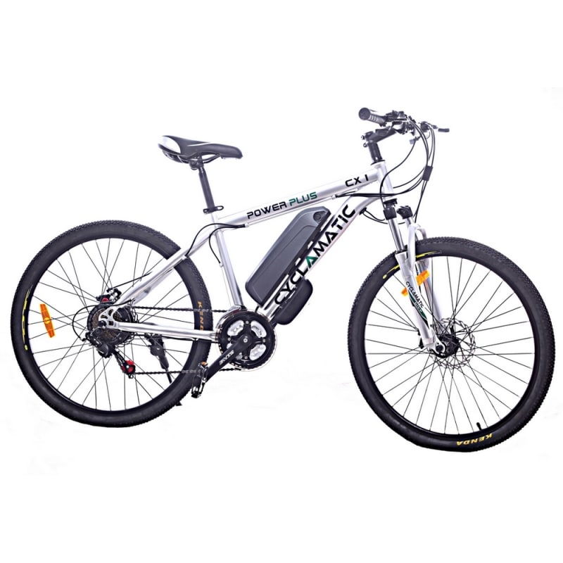 Ex-Demo Cyclamatic Power Plus CX1 Electric Mountain Bike