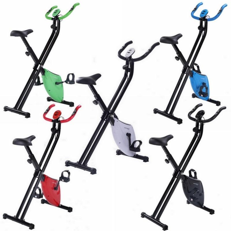 Ex-Demo Confidence Fitness Folding Exercise X Bike
