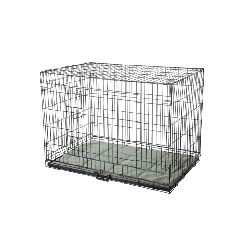 Confidence Pet Dog Crate with Bed - X Large