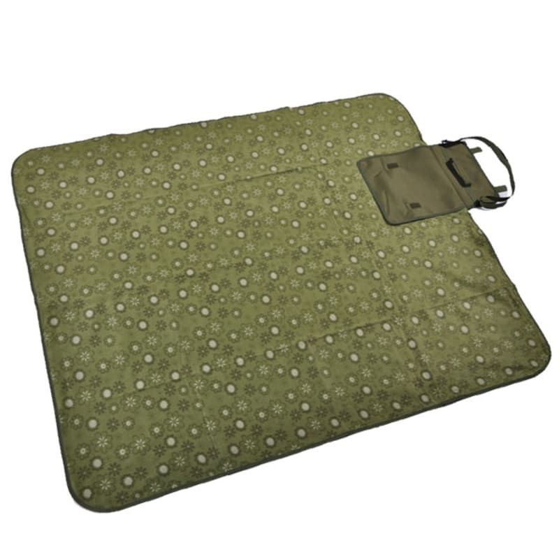 Confidence Picnic Waterproof Blanket Green