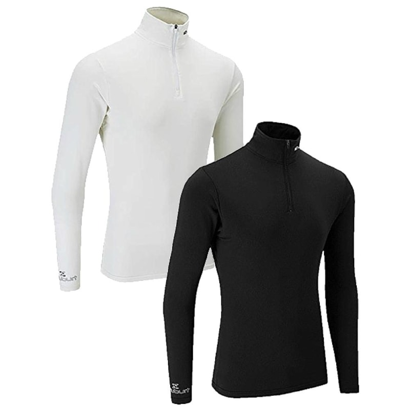 Stuburt Essentials Zip Neck Baselayer