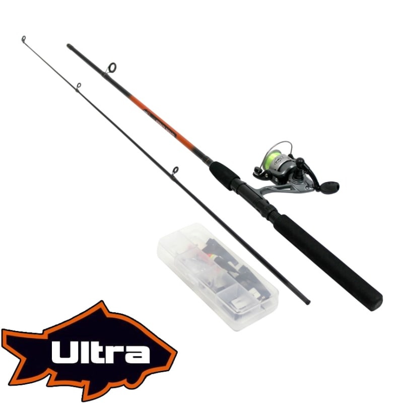 Ultra Fishing Coarse Starter Fishing Set