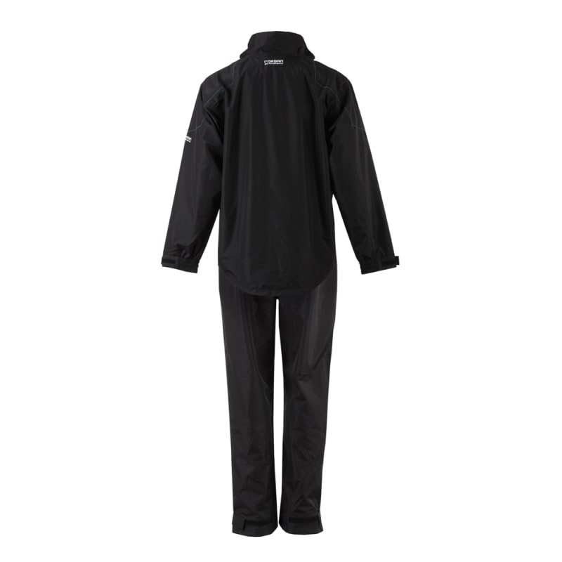 Forgan Golf V2 Waterproof Suit Black #