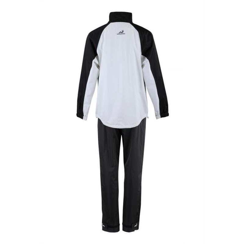 OPEN BOX Woodworm Golf V2 Mens Waterproof Suit White M #