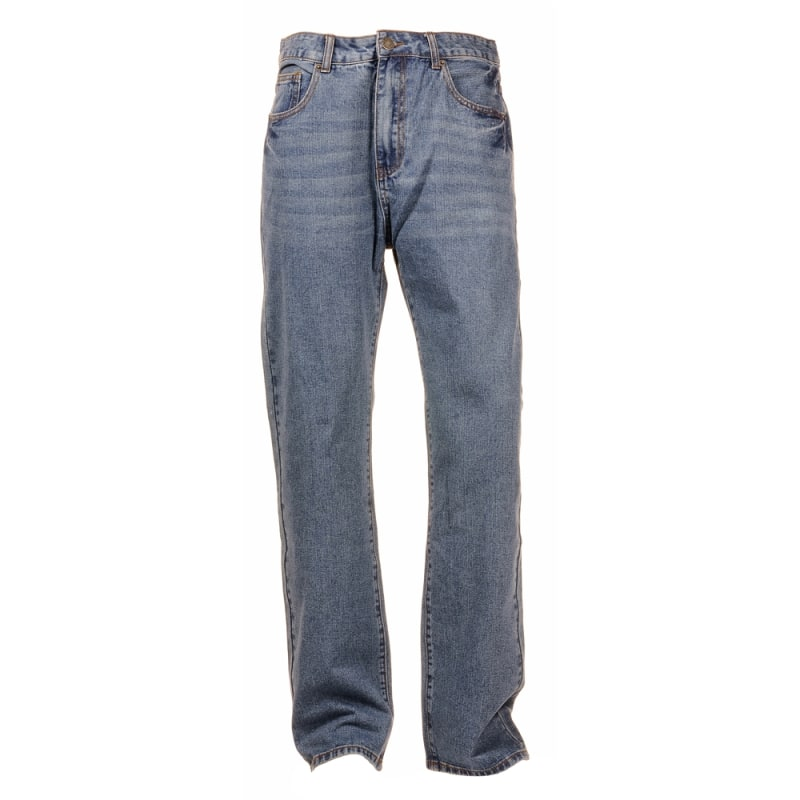 Ciro Citterio Denim Straight Cut Jeans Light Blue