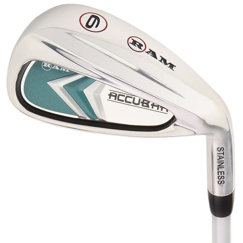 Ram Golf  Accubar Petite Golf Clubs Set - Graphite Shafted Woods and Irons - Ladies RIght Hand #3