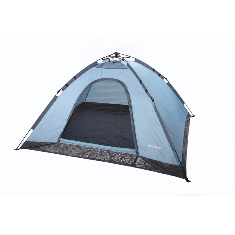reputable site 8fe25 c6b4a North Gear Automatic Pop Up 4 Man Tent