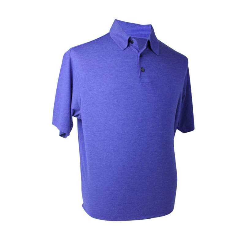 Adidas Mens Climalite Rugby Solid Polo