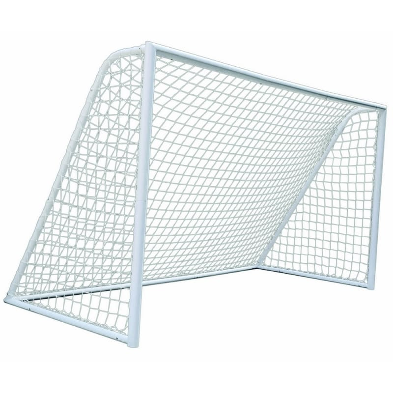 Woodworm 12ft Heavy Duty Metal Goal Post and Net