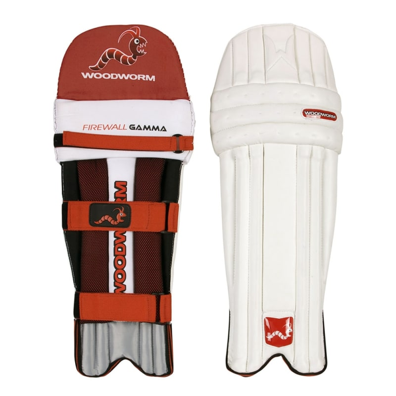Woodworm Firewall Mens Batting Pads Gamma