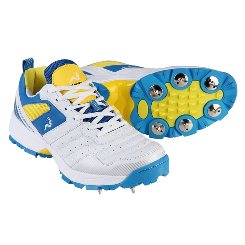 Woodworm iBat Select Cricket Shoes with Spikes