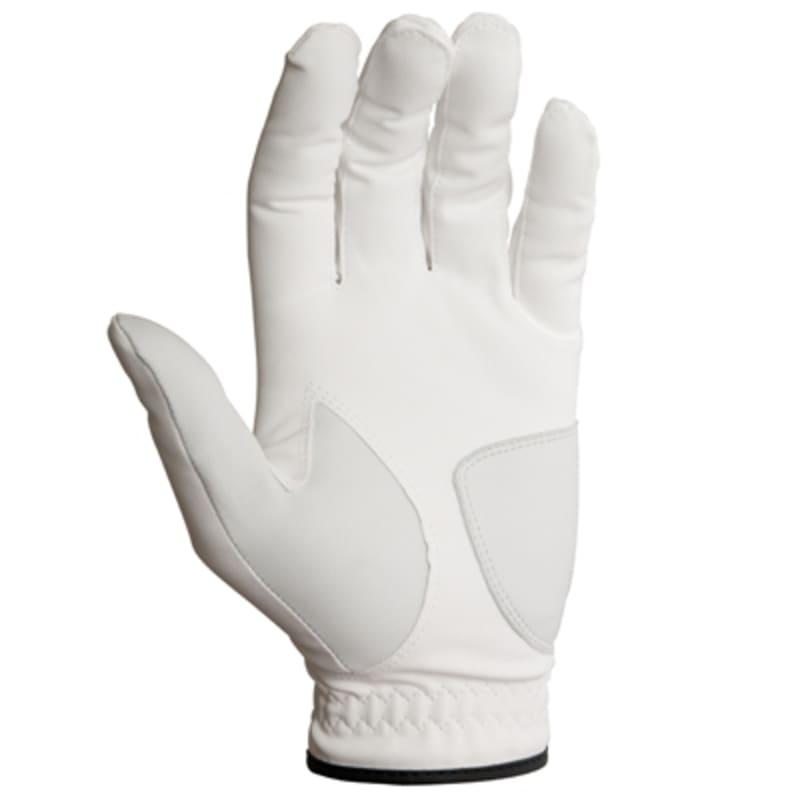 2 Forgan of St Andrews MENS AW Left Hand Golf Gloves WHITE #
