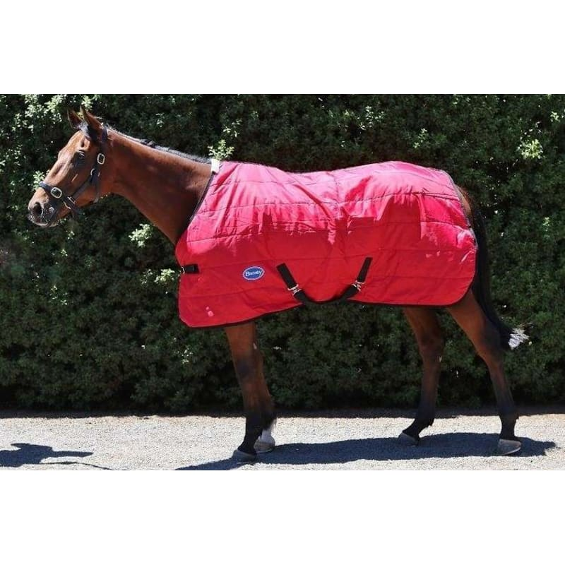 OPEN BOX Barnsby Equestrian Horse Stable Rug / Blanket - Standard Neck #1