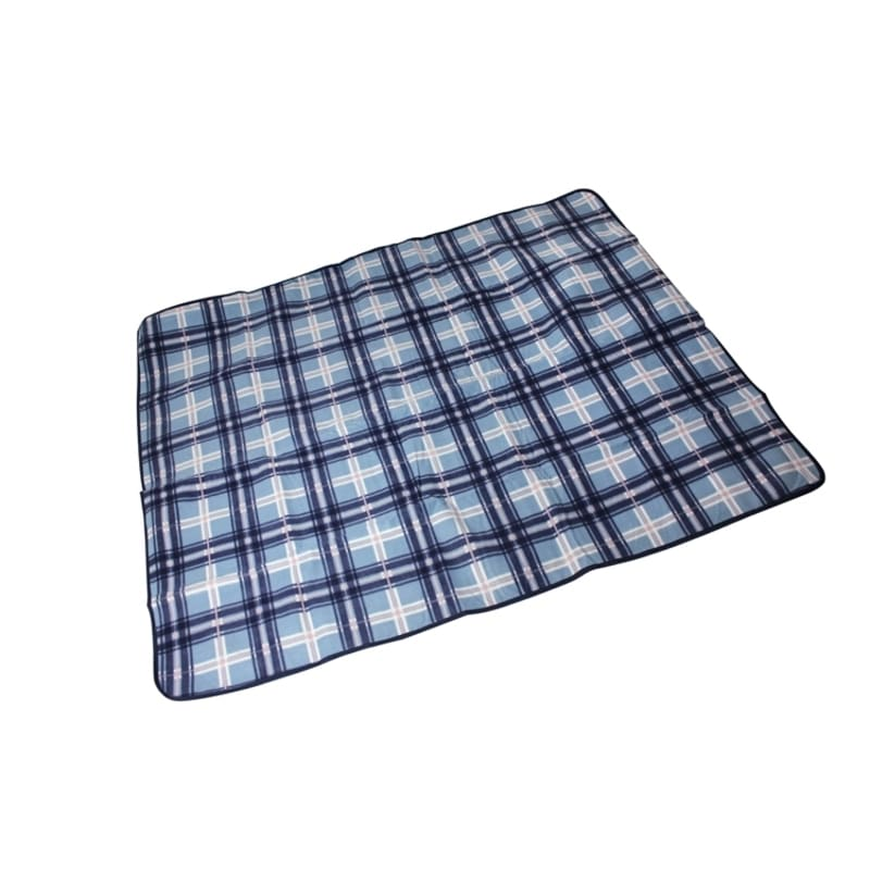 Confidence Picnic Waterproof Blanket Blue