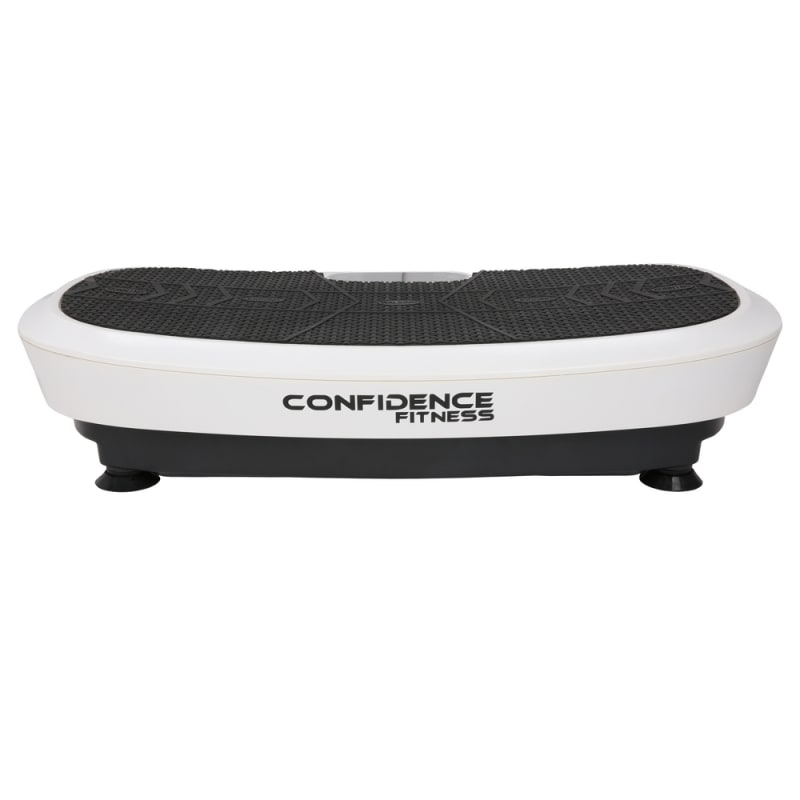 Confidence Fitness Vibration Plate Trainer 3D Dual Motor Exercise Machine #5