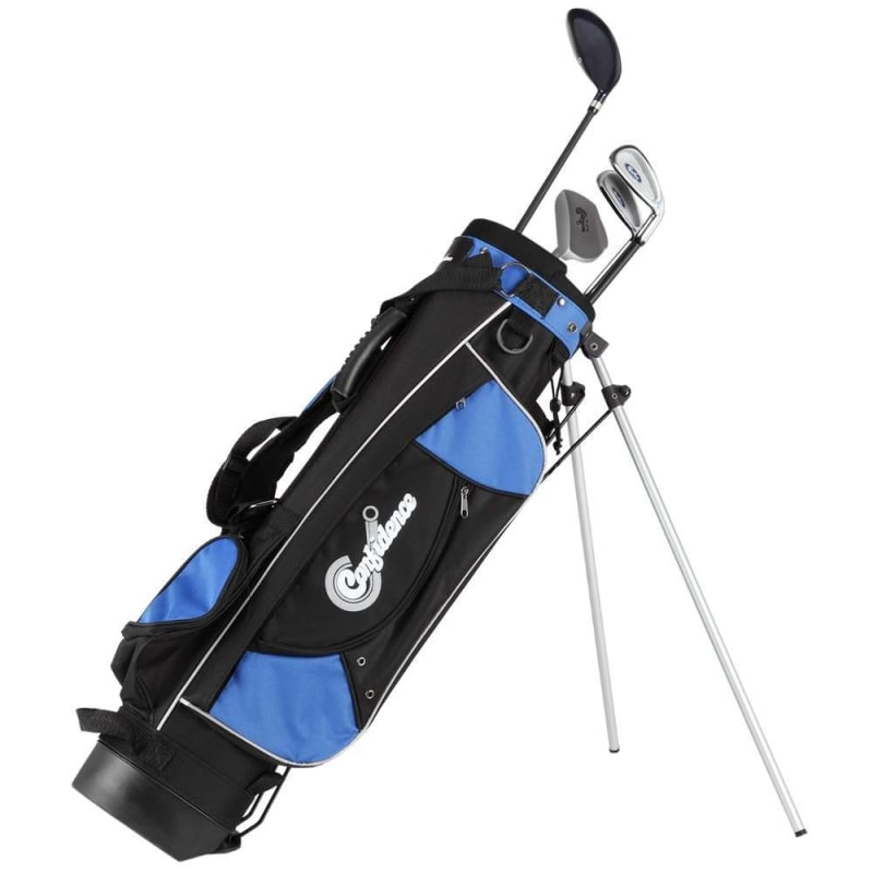 Confidence Golf Junior Tour Golf Club Set - Right Hand