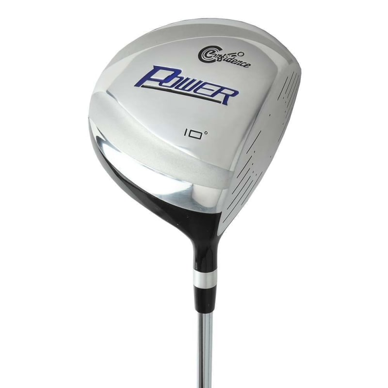 Confidence Golf Power V3 Teen -1 Inch Club Set and Stand Bag #1