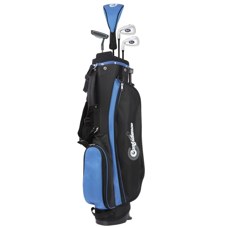 Confidence Golf Junior Tour V2 Golf Club Set - Left Hand #