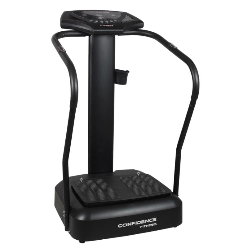 Confidence Pro Vibration Plate Trainer - Black #