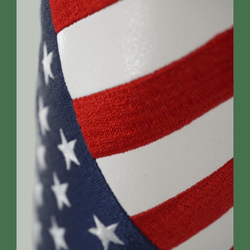 Ram Golf USA Stars and Stripes PU Leather Headcover - #3 Fairway Wood #1