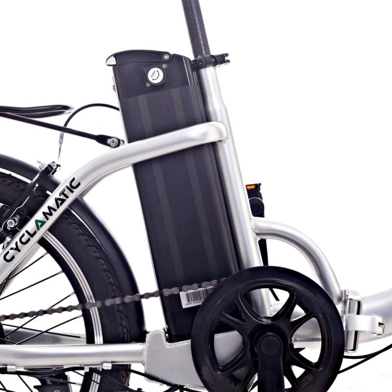 Cyclamatic CX2 Folding Electric Bike #4