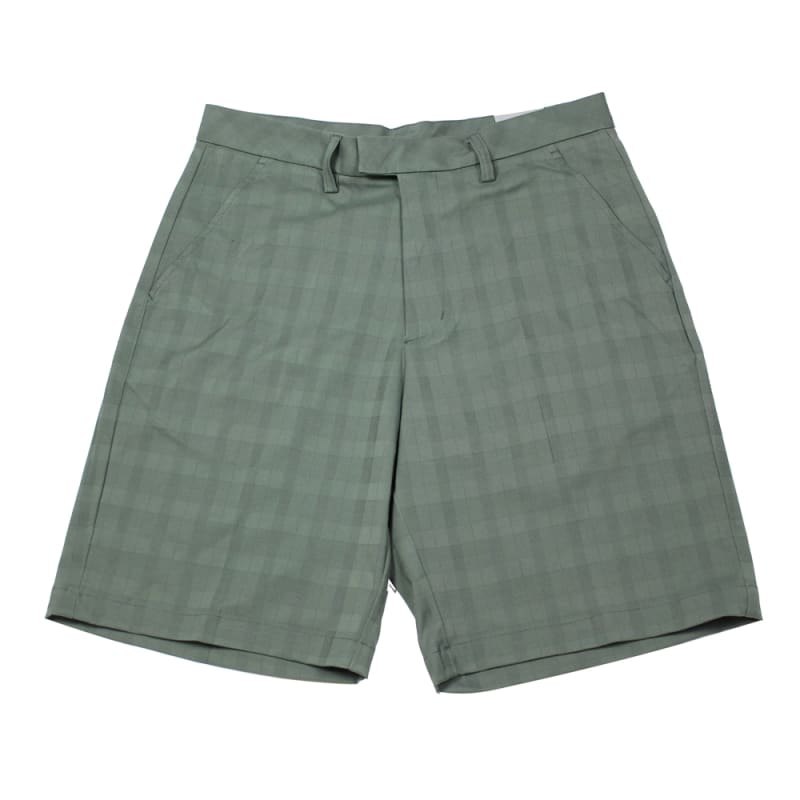Ashworth Golf Mens Subtly Check Golf Shorts