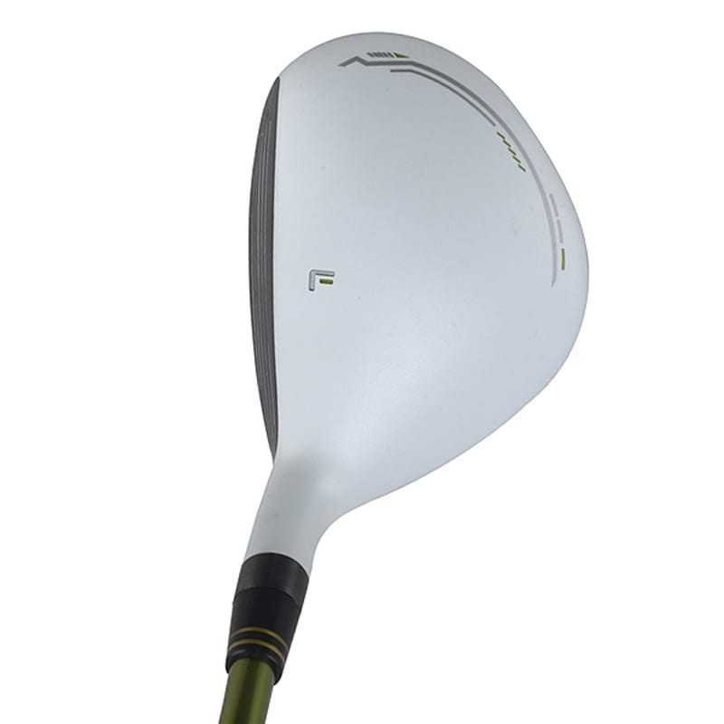 OPEN BOX Forgan of St Andrews FZZ 21° Hybrid Rescue Iron Right Hand - Graphite Shaft - Lady Flex #2