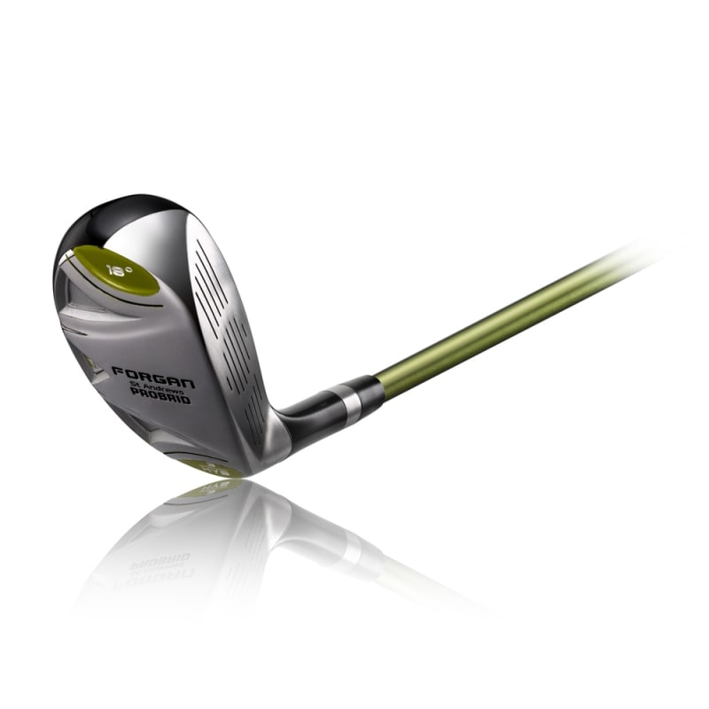 Forgan of St Andrews Probrid 24° #5 Hybrid Utility Rescue Wood Right Hand - Graphite Shaft - Regular Flex #2