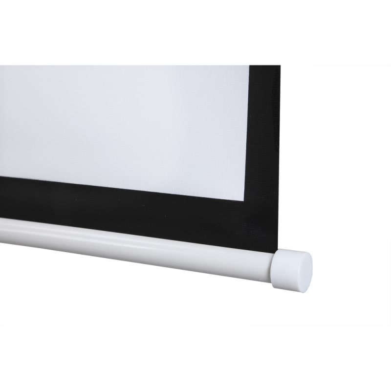 "Homegear 100"" HD Motorized 16:9 Projector Screen #4"