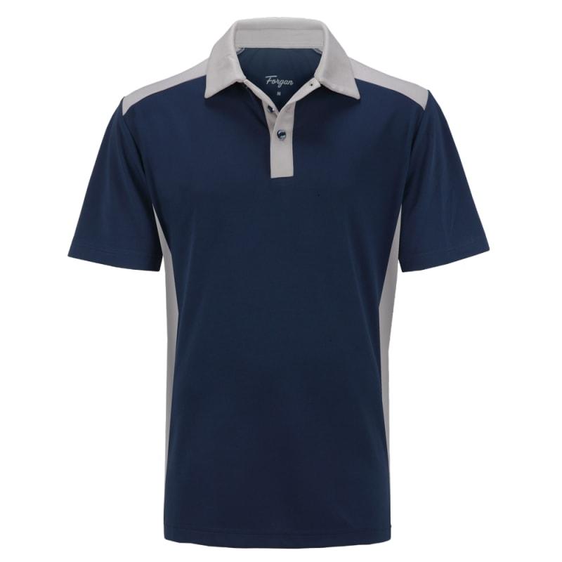 Forgan of St Andrews Select Premium Golf Polo Shirt 3 Pack - Mens #