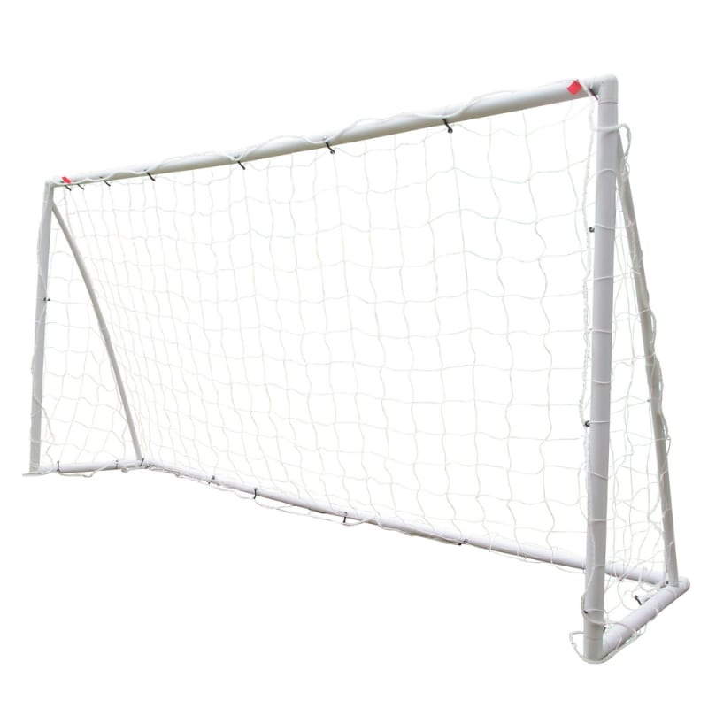Woodworm 8' x 4' Portable Plastic Soccer Goal #1