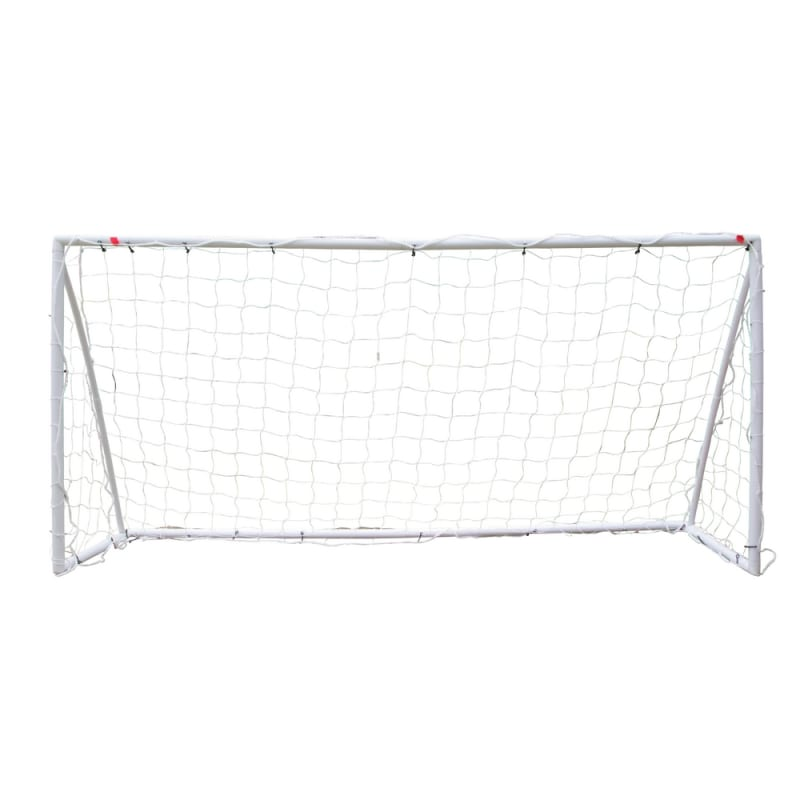 Woodworm 8' x 4' Portable Plastic Soccer Goal #2