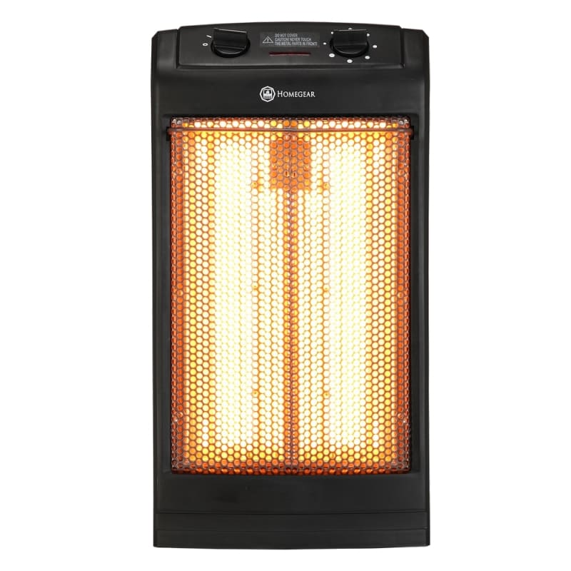 Homegear 1500W Infrared Electric Quartz Tower Heater #1