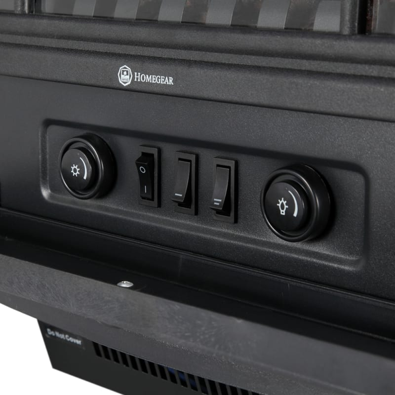 Homegear Electric Stove Blower Fan Heater #4