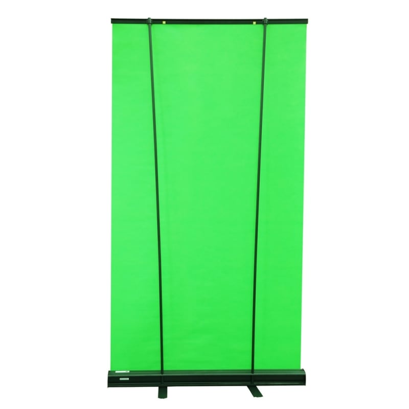 Homegear Pull Up Green Screen, Tall/Standing Style, Collapsible/Pop Up Style #1
