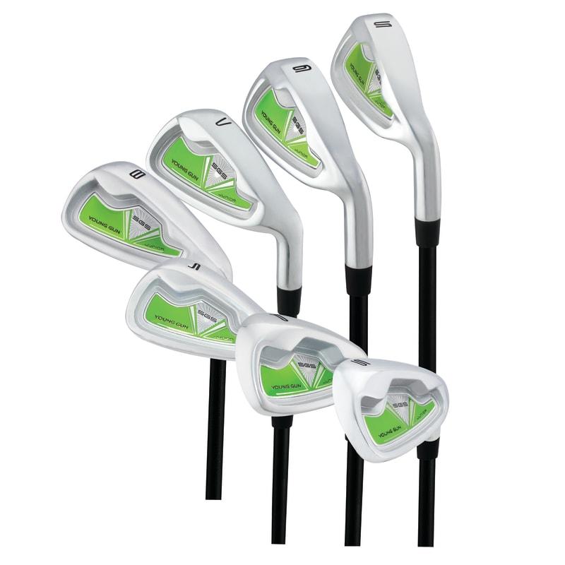 Young Gun SGS V3 Junior Golf Irons #2