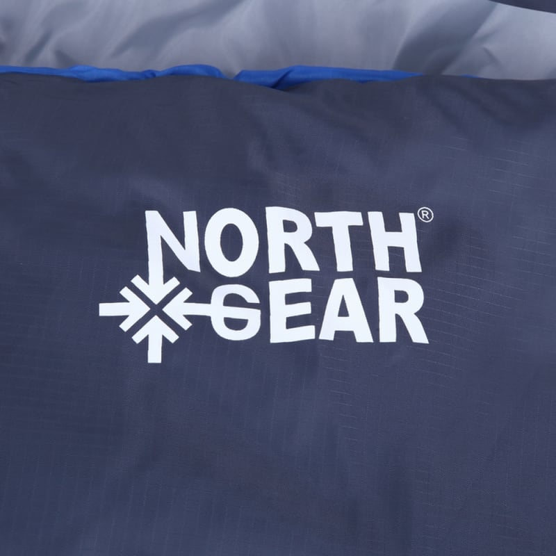 OPEN BOX North Gear Camping Loche Mummy Sleeping Bag #8