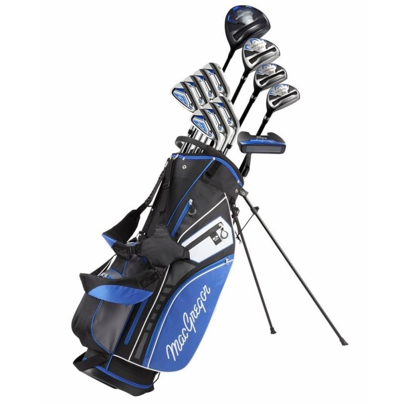 MacGregor Golf DCT3000 Premium Mens Golf Clubs Set, Graphite/Steel, Mens Right Hand #1