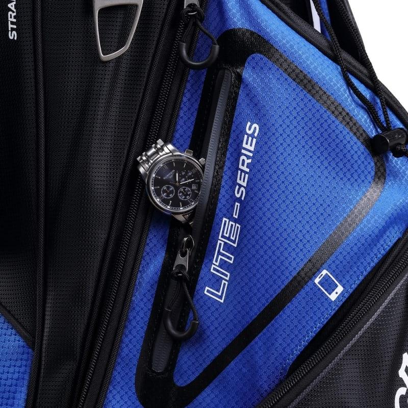 """MacGregor Golf VIP Deluxe 14-Way Cart Bag, 9.5"""" Top #5"""
